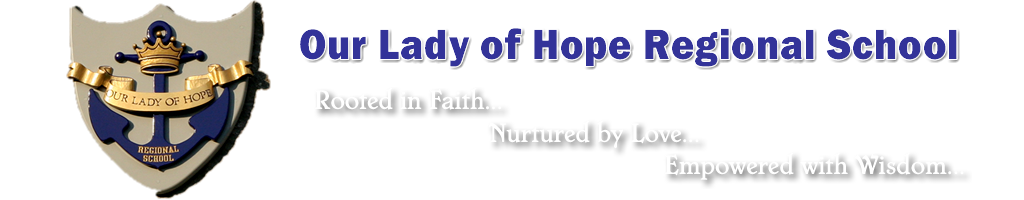 Our Lady of Hope Regional School | Blackwood NJ